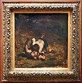 Honoré daumier, il ladro e l'asino, 1858.JPG