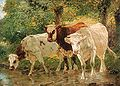 Horatio Walker - Cows - ca. 1910-20.jpg