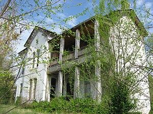 Earlington, Kentucky - The former Hotel Earlington, a local landmark