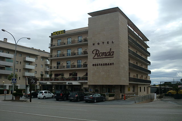 Hotel A Figueres Espagne