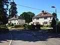 Houses in Brightwalton - geograph.org.uk - 887780.jpg
