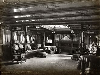 Howard Gould - Gould's yacht Niagara contained a Welte Philharmonic Organ.