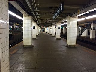 Hoyt–Schermerhorn Streets (New York City Subway) New York City Subway station in Brooklyn