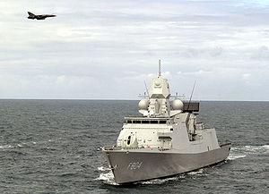 HNLMS De Ruyter (F804) - HNLMS De Ruyter (F804)