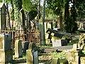 Hradec Králové, židovský hřbitov 1.jpg