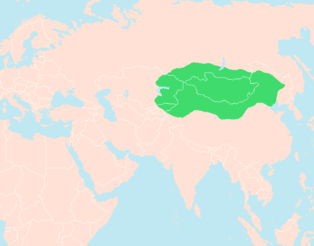 Domain and influence of Xiongnu under Modu Chanyu around 205 BC Hsiung-nu-Empire.png