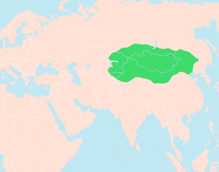 Hsiung-nu-Empire