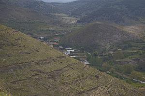 Sierra de Vicort - Sierra de Vicort in Huérmeda