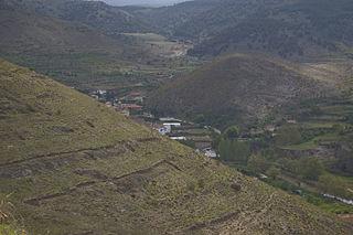 Sierra de Vicort