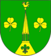 Coat of arms of Hyrup (Sydslesvig)