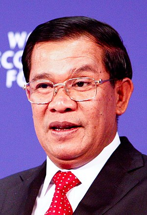 Politics of Cambodia - Hun Sen – Prime Minister