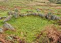 Hut circle, Dendles Waste 3.jpg