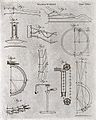 Hydraulics; various water-driven machines. Engraving by A. B Wellcome V0024469EL.jpg