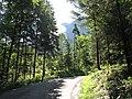 IMG 0892 - Obertraun-Dachstein - Path to Hoher Dachstein.JPG