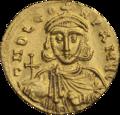 INC-3063-a Солид. Лев III Исавр и Константин V. Ок. 720—725 гг. (аверс).png