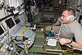 ISS-24 Alexander Skvortsov monitors data at TORU.jpg