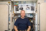 ISS-47 Tim Kopra in the Zvezda Service Module.jpg