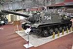 ISU-152M '704' – Patriot Museum, Kubinka (24449179098).jpg