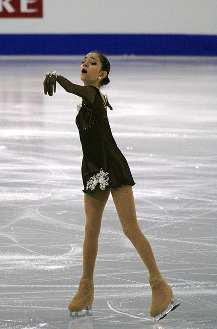 ISU Junior Grand Prix Final 2014 Evgenia Medvedeva 03.jpg