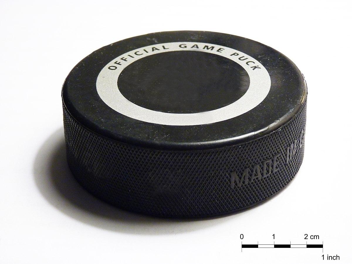 hockey puck wikipedia