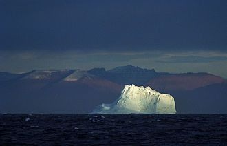 Greenland Sea - Greenland Sea iceberg