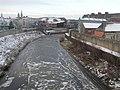 Icy Drumragh, Omagh - geograph.org.uk - 1650736.jpg