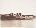 Ile de Fîleh (Philæ), Vu Générale Prise du Nord-Ouest au Point A MET DP144505.jpg