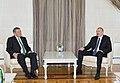 Ilham Aliyev received Uruguayan foreign minister.jpg