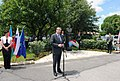 Ilham Aliyev visited a memorial of the Hero of the Soviet Union, Mehdi Huseynzadeh, in the Slovenian town of Nova Gorica 6.jpg