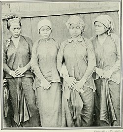 "Image from page 204 of ""Women of all nations, a record of their characteristics, habits, manners, customs and influence;"" (1908) (14769945902).jpg"