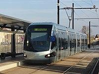 Inauguration de la branche vers Vieux-Condé de la ligne B du tramway de Valenciennes le 13 décembre 2013 (119).JPG