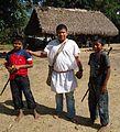 Indígenas Guane, Zippasgo Inga Chibcha Wuanentá Hunzaá, Guardia Indígena Pueblos Indígenas en Casanare.JPG