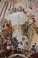 Ingolstadt, St Maria de Victoria, Ceiling frescos 004.JPG