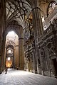 Inside the New Cathedral in Salamanca, Spain (35966610860).jpg