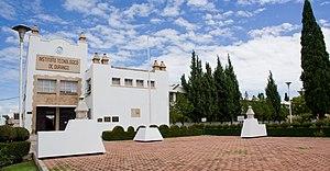 Durango Institute of Technology - Image: Instituto Tecnologico de Durango