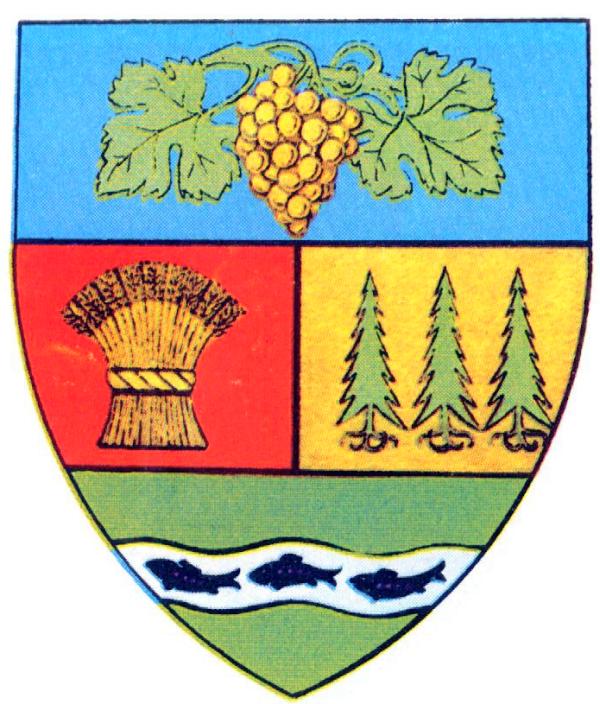 Coat of arms of Județul Bihor