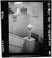 Interior,staircase - Municipal Building, East First and Locust Streets, Des Moines, Polk County, IA HABS IOWA,77-DESMO,13-4.tif