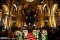 Interior da Igreja de São Francisco de Paula, Rio de Janeiro - Nave, vista para a capela-mor (5).jpg