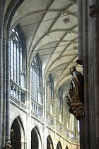 Interior of St. Vitus Cathedral Prague 03.jpg