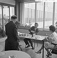 Interzonaal schaaktoernooi, Larsen, Smuslov, Bestanddeelnr 916-5621.jpg