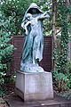 Into the Silent Land by Henry Pegram, Golders Green Crematorium.jpg