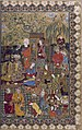 Iranian - Courtiers of Shah 'Abbas I - Walters W691A.jpg