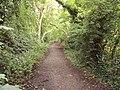 Irby-Arrowe Brook Lane Public footpath 3.JPG