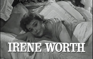 Irene Worth - Worth in The Scapegoat (1959)