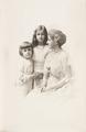Irma von Geijer, f. von Hallwyl med barnen Margit och Erik - Hallwylska museet - 89062.tif