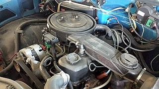 Iron Duke engine Motor vehicle engine