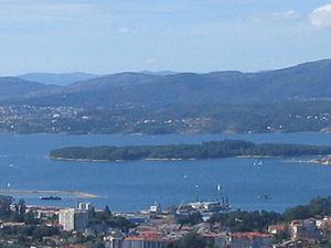Cortegada Island - Cortegada island