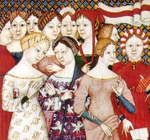 1300–1400 in European fashion - Wikipedia