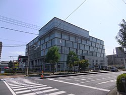 Iwakuni City Hall 20140927.JPG