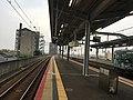 Izumoshi Station platforms Aug 19 2019 07-01AM.jpeg